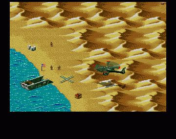 Desert Strike: Return To The Gulf: